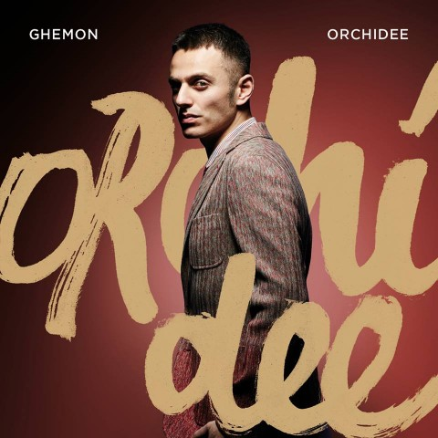 ghemon orchidee album cover