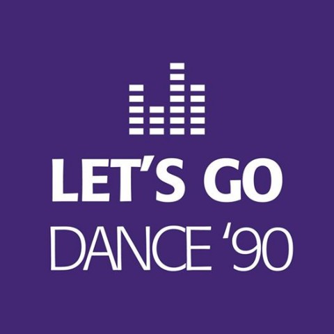 Let s go Dance '90 cover