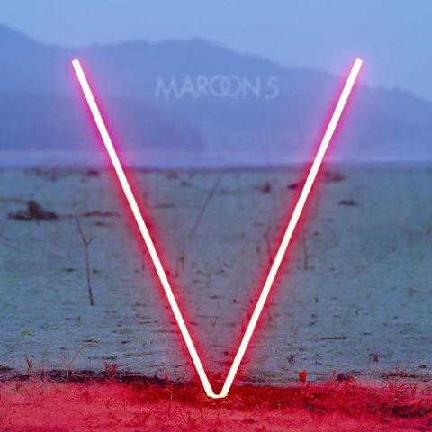 Maroon 5 V copertina disco