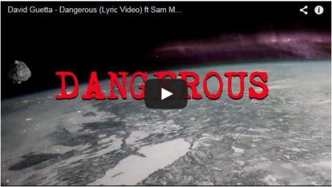 David Guetta feat Sam Martin Dangerous