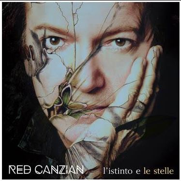 Red Canzian L istinto e le stelle album cover