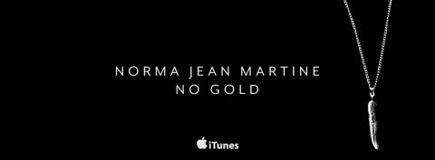 Norma Jean Martine no gold