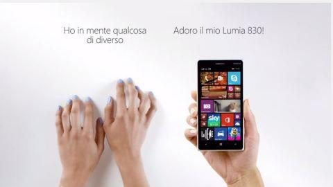 spot lumia 830