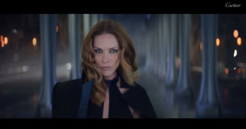 Cartier La Panthere Erin Wasson