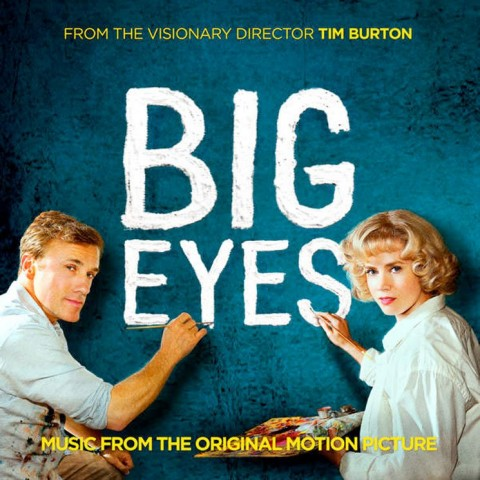 big eyes film soundtrack cover