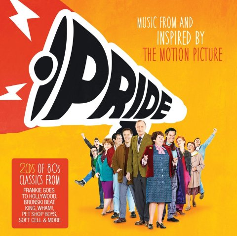 pride film 2014 cover soundtrack