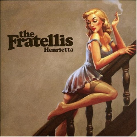 The_Fratellis_-_Henrietta