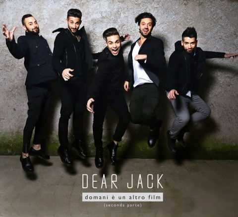 Domani è un altro film - Seconda parte dear jack copertina disco