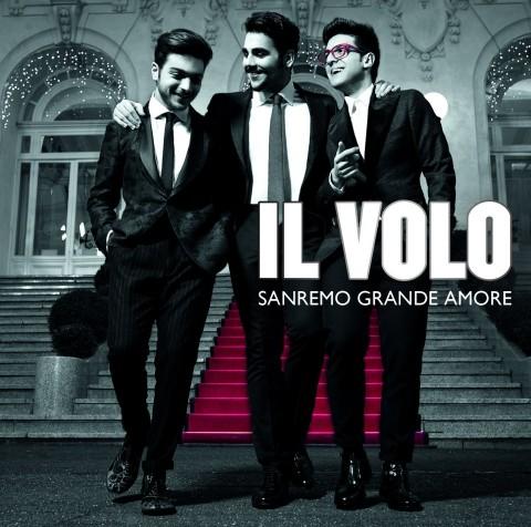 Sanremo grande amore il volo album cover