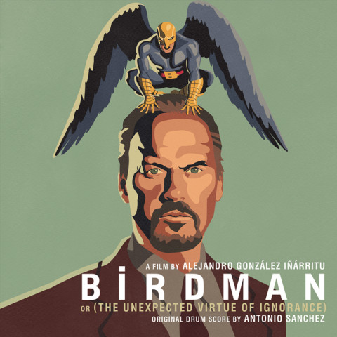 birdman soundtrack cover