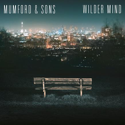 mumford and sons wildermind-album-cover