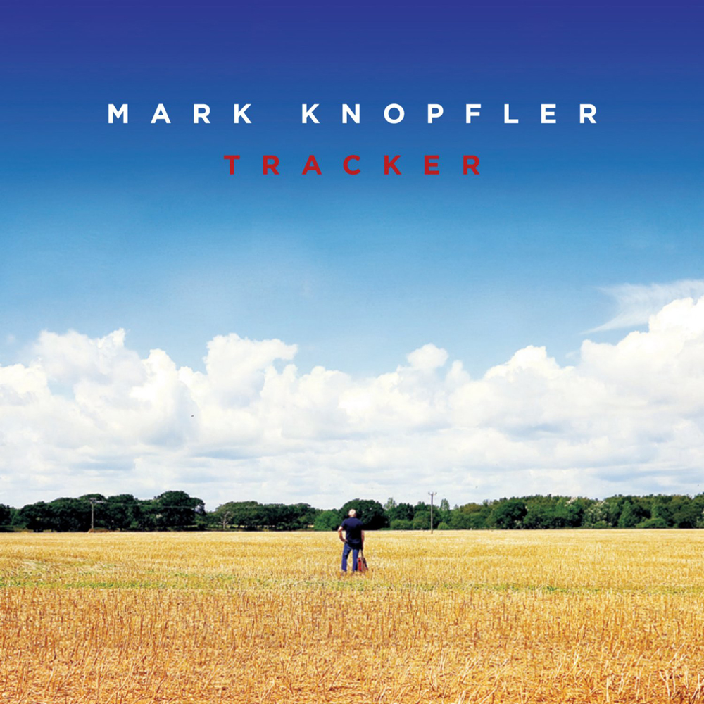 Tracker – mark knopfler – album cover e lista canzoni