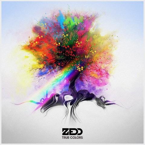 zedd true colors album cover
