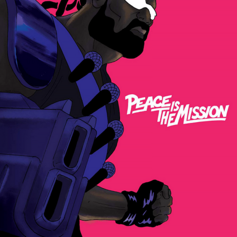 Peace-is-the-Mission-major-lazer album cover