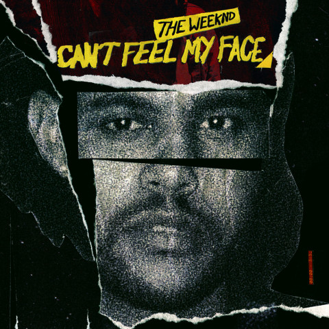 the weeknd cant feel my face
