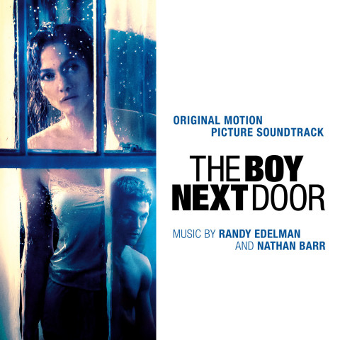 Back Lot Music The Boy Next Door Soundtrack Cover
