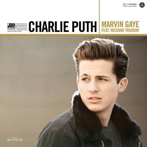 Marvin Gaye Charlie Puth