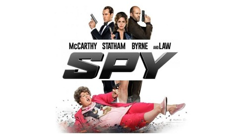spy film 2015 soundtrack
