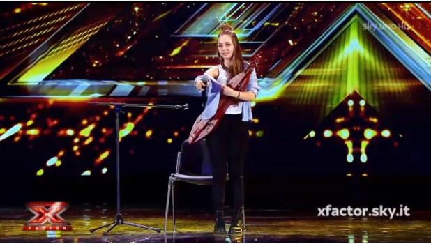 Factor 2015 margherita canta hallelujah con testo e traduzione