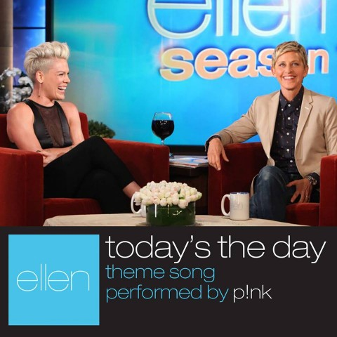 Today's The Day Pink