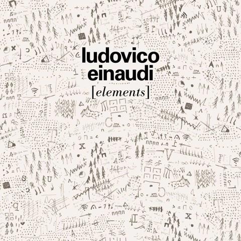 Ludovico Einaudi Elements album cover