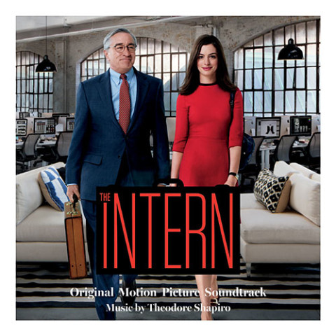 The-Intern-soundtrack-cover