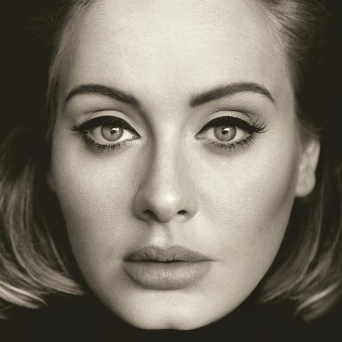adele 25 album cover 2015