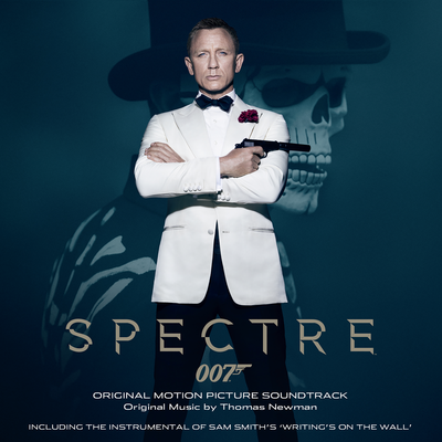 spectre soundtrack film 2015