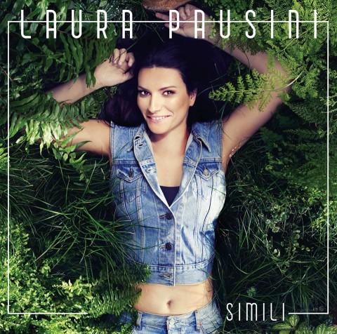 Laura Pausini Simili copertina disco