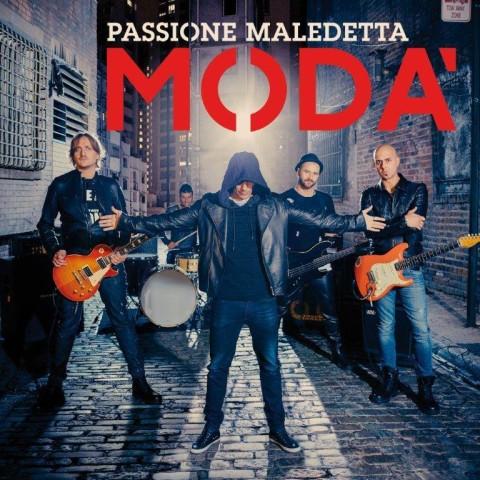 Moda Passione Maledetta album cover