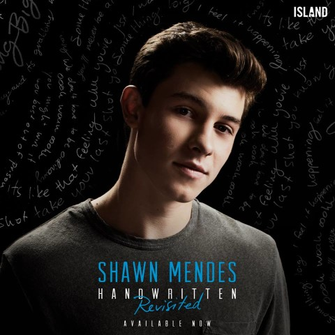 Shawn Mendes Handwritten Revisited