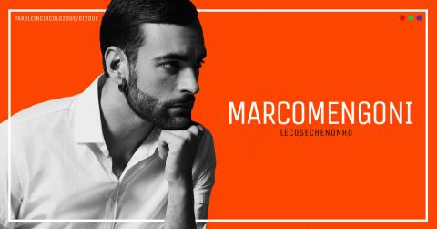 Marco Mengoni Le cose che non ho album cover