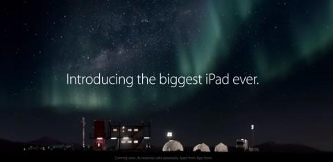 spot iPad pro