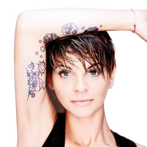 Alessandra Amoroso Vivere Fino a Qui copertina album