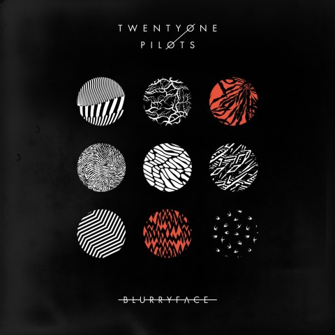 Twenty one pilot Blurryface album cover