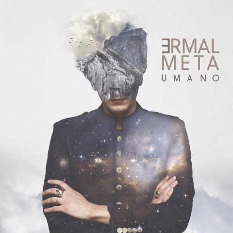 Ermal Meta Umano album cover