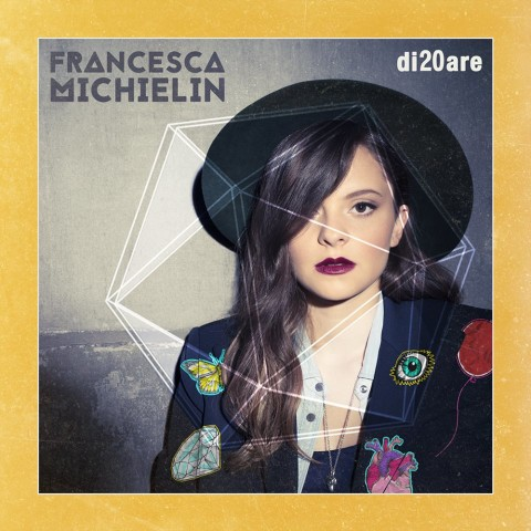 Francesca-michielin-di20are-album cover