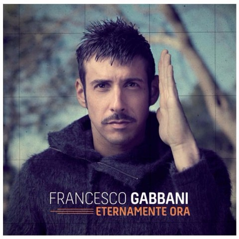 Francesco Gabbani Eternamente Ora album cover