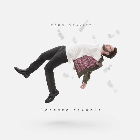 Lorenzo Fragola Zero Gravity album cover