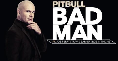 pitbull bad man