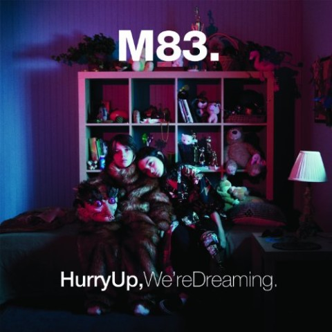M83 Hurry Up We re dreaming album cover