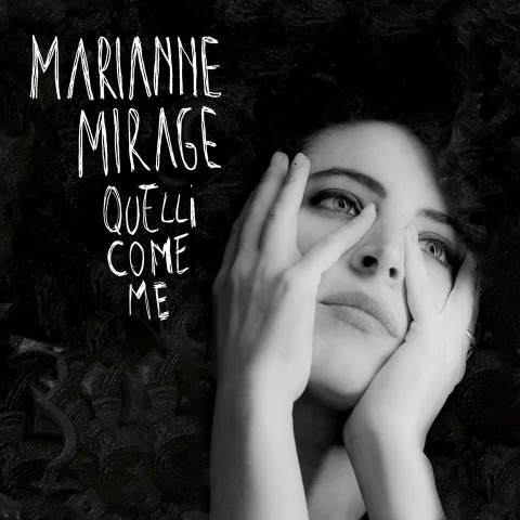 Marianne Mirage Game Over album cover
