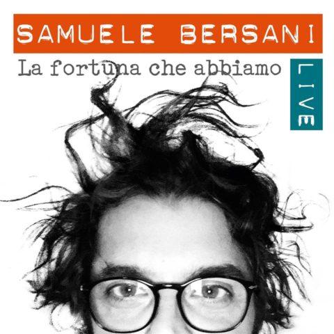 La fortuna che abbiamo Samuele Bersani album cover