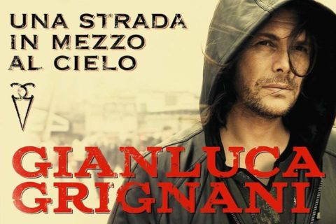 Una strada in mezzo al cielo - Gianluca Grignani album cover
