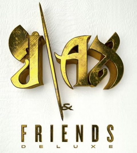 J-Ax e Friends album cover