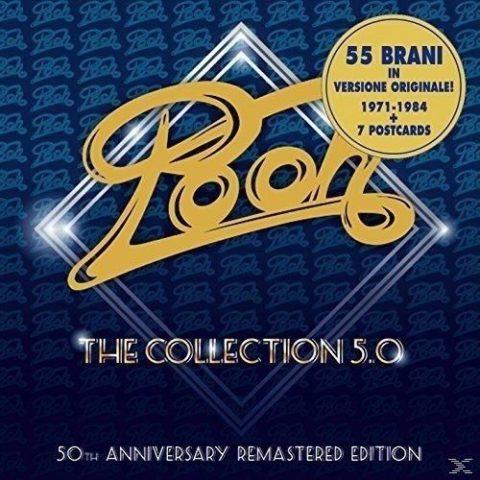 Pooh The Collection 5 0 copertina disco
