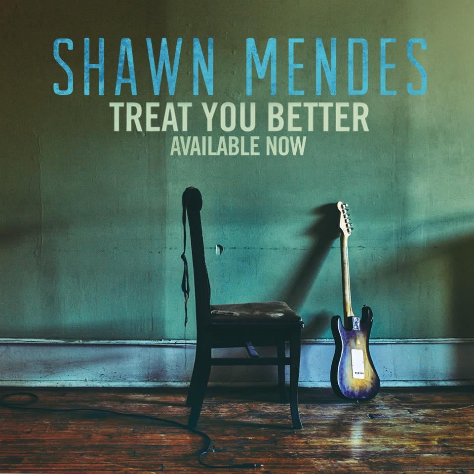 Risultati immagini per shawn mendes treat you better album
