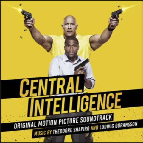 Central Intelligence Soundtrack Tracklist