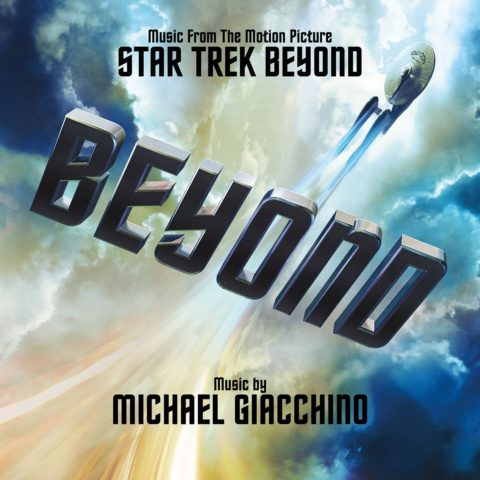 Star Trek Beyond soundtrack Michael Giacchino