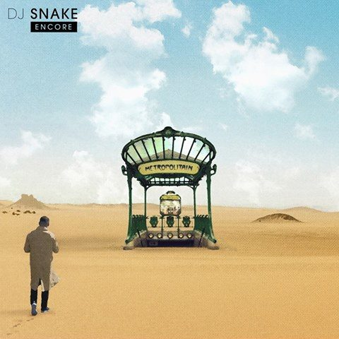 Dj Snake Encore album cover